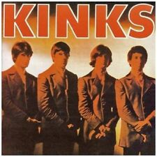 THE KINKS Kinks S/T Self-Titled CD BRAND NEW Bonus Tracks