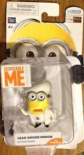 "Despicable Me 2"" Action Figures Minions Lead Singer Minion"