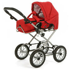 Puppenwagen Combi Kombi Brio rot 24891318   neu - OVP