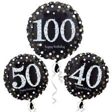 Palloncini Anagram oro numero per feste e party