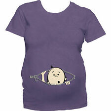Maternity Cotton Tops and Blouses