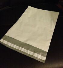 100 9x12 WHITE POLY MAILERS ENVELOPES BAGS