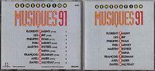CD COLLECTOR 9T PAGNY/LES VRP/AMINA/HALLYDAY/BAUER/FELDMAN/BARNEY/DESTREE ..1991