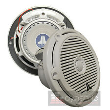 "JL AUDIO M650-CCX-CG-WH 6.5"" 2-Way Cockpit Coaxial Marine Boat Speakers 150W"