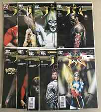 JSA (1999) #73,74,75,76,77,78,79,80,81 (VF-NM) ALEX ROSS CVR SET - DC COMICS