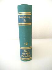 Der große Herder, 4. Auflage, Band 12 - OLwd