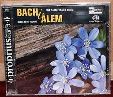 PROPRIUS SACD PRSACD-2039: BACH I ALEM - Ulf Samuelssson, etc - 2006 Sweden SS