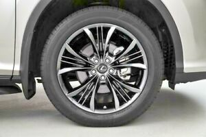 LEXUS ALLOY WHEELS RX SERIES 20 X 8 FROM SEPT 15> NEW GENUINE ACCESSORY