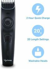 Beard Trimmer for Men Lifelong LLPCM09 with Latest Quick Charge Cordless Usage