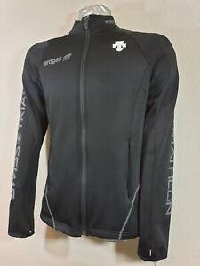 DESCENTE SWISS TRIATHLON erdgas soft shell jacket Men's US XS/EUR 46/JAP M