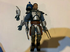 "STAR WARS EPISODE 1 PHANTOM MENACE JANGO FETT 12"" INCH FIGURE DOLL"