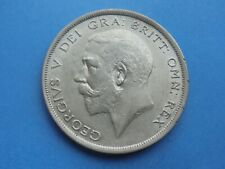 George V, 1916 Half-Crown in Excellent Condition.