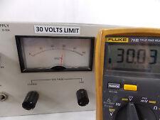 HP 6267B DC POWER SUPPLY 0-40V/ 0-10A
