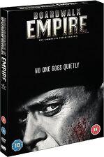 BOARDWALK EMPIRE SEASON 5 COMPLETE DVD BOX SET NEW SEALED SERIES