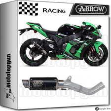 ARROW KIT MUFFLER GP-2 STAINLESS STEEL DARK RACE KAWASAKI ZX-10R 2016 16