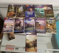 Lot of 11 Love Inspired Suspense 1 Lager Print Popular PB Books Free Shipping