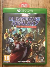 Guardians Of The Galaxy EMPTY CASE Xbox One Replacement case Box No Game Tell