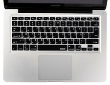 XSKN Hebrew Keyboard Cover Silicone Skin for old Macbook Air 13.3 Pro 13.3 15.4