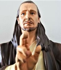 GENTLE GIANT STAR WARS QUI-GON JINN COLLECTIBLE BUST STATUE FIGURE SIDESHOW