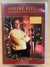 Andre Rieu The Christmas I Love DVD Classical Music Concert