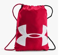 Under Armour Ozsee Sackpack Sacca Zaino 15 L Red77-1240539 0600