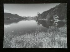 POSTCARD CUMBRIA ULLSWATER - BOAT HOUSE