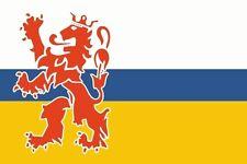 Fahne Flagge Limburg Provinz Niederlande 90 x 150 cm