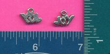 20 wholesale lead free pewter joy charms 1244