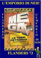 Le torri Petronas vette d'acciaio - Documentari DVD