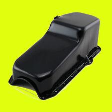 SBC Black 350 283 400 Oil Pan SB Small Block Chevy
