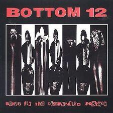 BOTTOM 12 - SONGS FOR THE DISGRUNTLED POSTMAN USED - VERY GOOD CD
