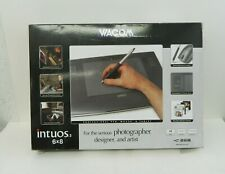Wacom PTZ630 intuos3 6 x 8-Inch Tablet w/ Wireless Pen and Mouse