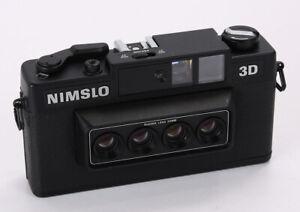 NIMSLO 3D, UK, 30/5.6 QUADRA, DEFECTIVE FILM COUNTER/216321