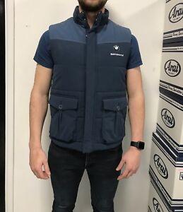 Men's BMW Motorrad Logo Vest Body Warmer Small