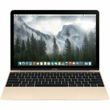 Apple MacBook 12 Laptop Intel Core M 1.10GHz 8GB RAM 256GB SSD MK4M2LL/A