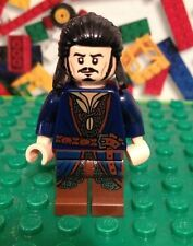 LEGO Hobbit  Lord of the Rings BARD THE BOWMAN Minifigure 79017 Blue Coat