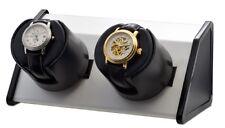 Orbita Sparta 2 Two Bold Watch Winder Rotorwind Battery White Finish W05531