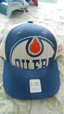 Mens Edmonton Oilers  Hat Cap New NWT  Size L/XL  Look New CCM