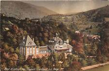 BR37584 Bad Wildbad bei Traben Trarbast a d Mosel germany