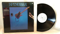 David Spinozza LP Spinozza A&M Promo SP4677 Funk Jazz Guitar WLP