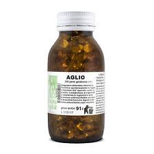 AGLIO Macerato Oleoso 200 Perle PRESSIONE ALTA ANTIMICROBICO DIGESTIONE INODORE