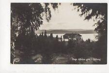Hugo Alfvens Gard i Tallberg Sweden Vintage RP Postcard 699a