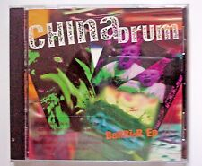 1995 CHINA DRUM - BARRIER EP - PROMO  6 TRACK CD - OOP! RARE!