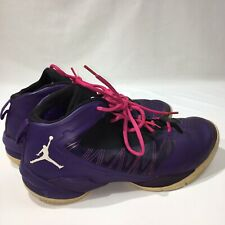Jordan Fly Wade 2 EV Basketball Shoes Purple/Pink 2012 Men's Size 12 514340-501