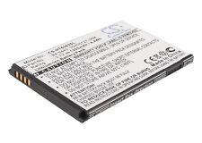 3.7 v batería para HTC A6388, increíble, ba s440, A3333, 35h00127-04m, Bb00100