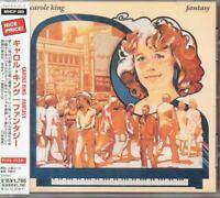 CAROLE KING Fantasy JAPAN CD with OBI MHCP260