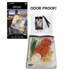 "OPSAK 9"" x 10"" 100% Odor Proof Barrier Bag - Waterproof - Keep Animals Out!"