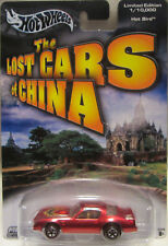 2004 Mattel Hot Wheels Limited Edition The Lost Cars of China Hot Bird 1/10,000