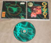 OZZY OSBOURNE The Ultimate Sin CD 1986/1995 Epic 22 Bit Remaster BLACK SABBATH**