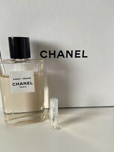 Chanel Les Eaux Paris Venise  2ml glass spray eau de toilette EDT